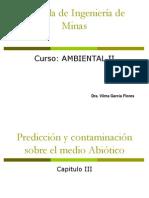 Cap III Contaminacion Abiotica