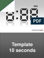 KP C0001 PowerPoint Template Counter En