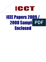 4-IEEE Papers Sample Papers for Your Reference