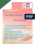 Publicacion de Candidaturas Definitivas Elecciones 2013 Juan Ignacio Navarro