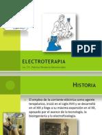 ELECTROTERAPIA (Generalidades)
