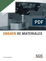 Ensayos Para Materiales Mecanicos, Metales y Plimeros