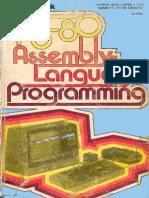 75176993 TRS 80 Assembly Language Programming