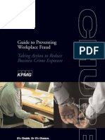 Guide to Preventing Workplace Fraud