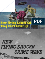 FLYING SAUCER CRIME WAVE by John A. Keel
