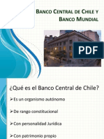Banco Central de Chile y Banco Mundial.ppt