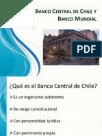 Banco Central de Chile y Banco Mundial.ppt