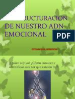 Reestructuracion de Nuestro Adn Emocional