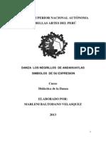 Los Negrillos de Andahuayla