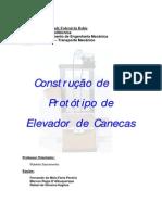 Elevador de Caneca