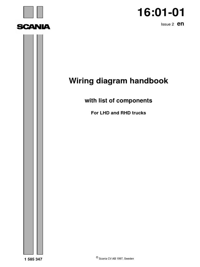 16 1en anti lock braking system headlamp rh scribd com Basic Electrical Wiring Diagrams Schematic Circuit Diagram