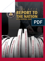 ACFE Report to the Nation_2006