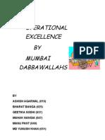 Mumbai Dabbaswalas