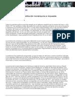La de 1978 una Constitución monárquica e impuesta Azanza.pdf