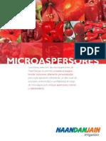 Microaspersores NAAN