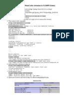XAMPP Memcache Extension