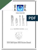 (eBook - English) Reiki Master and Seichim Manual (2003)