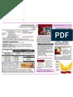 2009 Bulletin - Aug.23