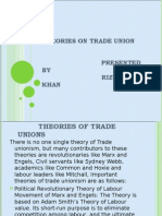 Theories on Trade Unionism