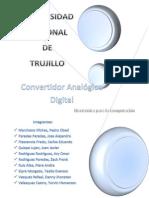 Convertidor Analógico en Digital