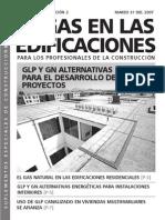 Suplemento Gas en Las Edificaciones
