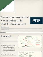 MarkSutherland Environment Presentation