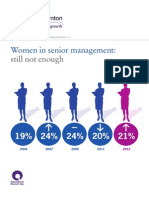 Ibr2012 - Women in Senior Management Master