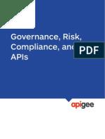 Governance Compliance API eBook 2012