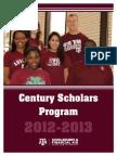 TAMU_Century Scholar Program