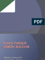 Plaza Parque Simon Bolivar