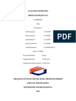 Kromatografi Gas (GC)