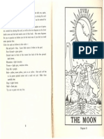 Opiel's Tarot moon card coloring book for astral Projection