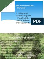 PROYECTO QUEBRADA EL INGENIO