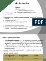 1 - Poder Legislativo