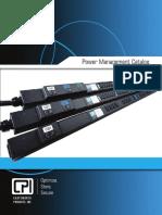 Chatsworth, Inc. Power Management Catalog