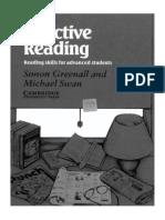 Effective Reading