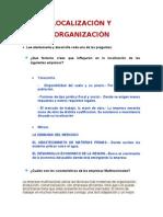 Localización y organización-eder