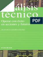 Analisis Tecnico Operar Con Exito en Acciones y Futuros