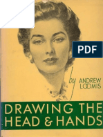 Andrew Loomis - Drawing the Head & Hands[1]