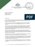 Corman Letter TPPA 05122013 (1)