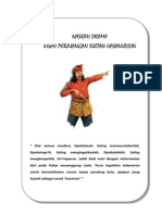 Naskah Drama Sultan Hasanuddin
