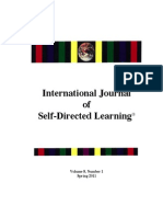 International Journal of Self-Directed Learning