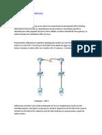 Configurando RIPv2 en Un Router Cisco