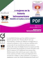 Alba Carosio.P Cultura, Socialismo-Feminista y
