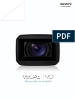 Sony Vegas Pro 10 - Manual de inicio rápido