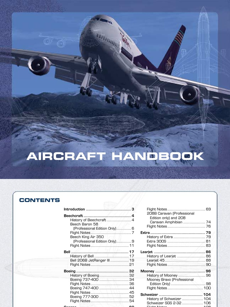 Aircraft handbook helicopter aviation fandeluxe Images