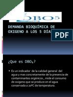 Demanda bioquímica de oxigeno a los 5 días.pptx