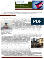 Cambodia Update Newsletter, December 2013