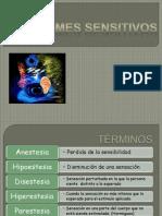 sindromes sensitivos