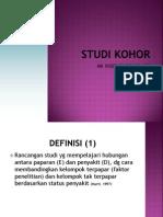 Studi Kohor